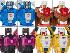 Transformers Titans Return Deluxe Wave 2 Case of 8