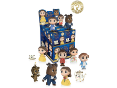Beauty & the Beast Mystery Minis Box of 12 Figures