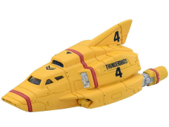 Thunderbirds Are Go Die-Cast Vehicle Thunderbird 4