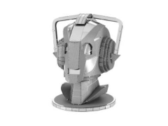 Doctor Who Metal Earth Model Kit - Cyberman Head