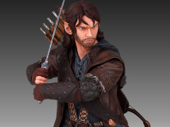The Hobbit Kili The Dwarf (The Desolation of Smaug) Collectible Mini Bust