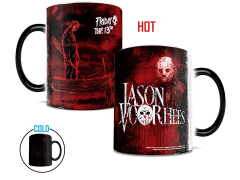 Friday the 13th Jason Morphing Mug