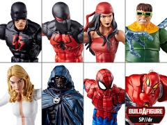 Spider-Man Marvel Legends Wave 8 Set of 7 (SP//dr BAF)