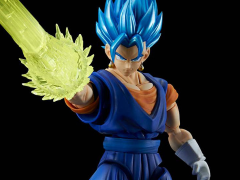 Dragon Ball Z Figure-rise Standard SSGSS Vegetto Model Kit