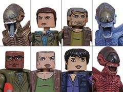 Alien Minimates Series 4 Set of 4 Two-Packs
