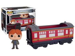 Pop! Rides: Harry Potter - Hogwarts Express Carriage With Ron Weasley