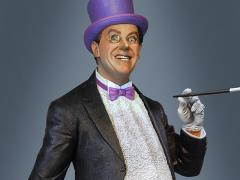 Batman Classic TV Series Burgess Meredith As The Penguin Maquette