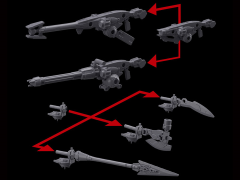 30 Minute Missions #02 Portanova Weapon Set