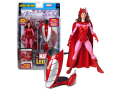 Marvel Legends Legendary Rider Series Scarlet Witch