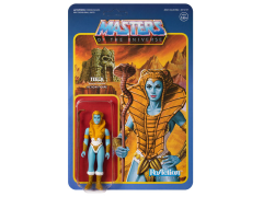 Masters of the Universe ReAction Teela (Shiva Color) Figure