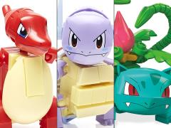 Pokemon Mega Construx Evolution Pack Set of 3