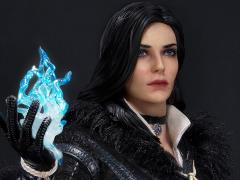 The Witcher 3: Wild Hunt Museum Masterline Yennefer of Vengerberg Statue