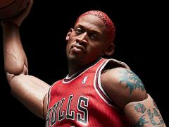 NBA Motion Masterpiece Dennis Rodman 1/9 Scale Figure