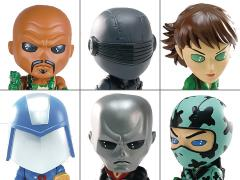 "G.I. Joe 2.50"" Vinyl Figure Series 1 Box of 12 Figures"