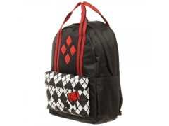 DC Comics Harley Quinn Pocket With Top Handle Backpack