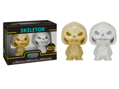 Masters of the Universe Hikari XS Skeletor (Gold & Silver)