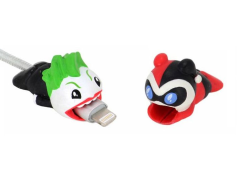 DC Comics Mini Scalers Cable Covers The Joker & Harley Quinn Two-Pack