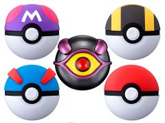 Pokemon Ball Collection Mewtwo Box of 8 Exclusive Poke Balls