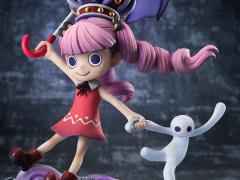 Portrait of Pirates P.O.P. CB-EX Figure - Perona (Gothic)