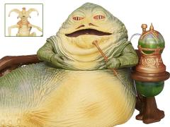 "Star Wars: The Black Series Deluxe 6"" Jabba The Hutt SDCC 2014 Exclusive"