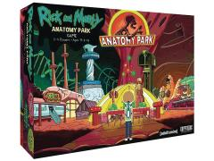 Rick and Morty Anatomy Park Board Game