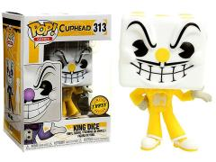 Pop! Games: Cuphead - King Dice (Chase)