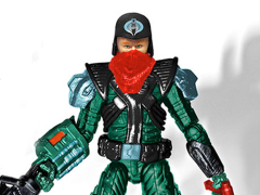 G.I. Joe Over Kill Subscription Figure 8.0