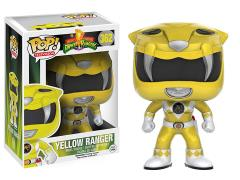 Pop! TV: Mighty Morphin Power Rangers - Yellow Ranger