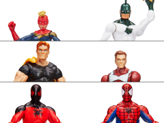 "Marvel Legends 3.75"" Wave 2 Set of 3 Comic Two-Packs"