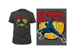 Marvel Black Panther Punch T-Shirt