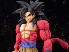 Dragon Ball GT FiguartsZERO EX Super Saiyan 4 Goku