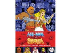 He-Man & She-Ra: A Complete Guide to the Classic Animated Adventures Hardcover
