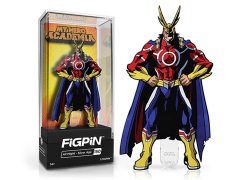 My Hero Academia FiGPiN #150 All Might (Silver Age)