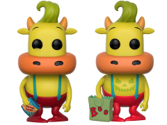 Pop! Animation: Rocko's Modern Life - Heffer (Regular & Chase)