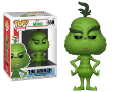 Pop! Movies: The Grinch - The Grinch