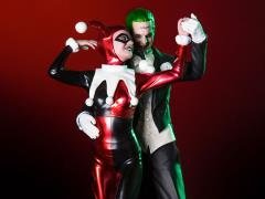 Suicide Squad Harley Quinn & The Joker (Deluxe) 1/10 Art Scale Statue