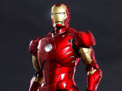 Iron Man MMS256D07 Mark III 1/6th Scale Collectible Figure