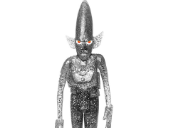 UNKLE ReAction Pointman (Silver Glitter) Figure