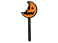Trick 'r Treat Lollipop Enamel Pin