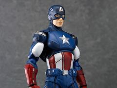 The Avengers figma No.226 Captain America