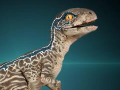 Jurassic World: Fallen Kingdom Baby Blue Statue