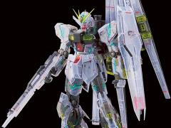Gundam MG 1/100 Nu Gundam (Ver. Ka) GDHK III Limited Model Kit