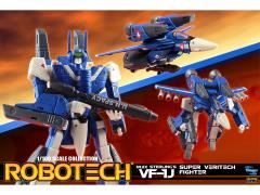 Robotech 1/100 Scale VF-1J Super Veritech Fighter - Max Sterling