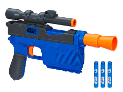 Star Wars Han Solo (The Force Awakens) NERF Blaster