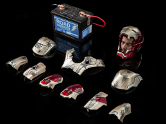 Iron Man 3 DFS010 Iron Man Mark XLII Battle Damaged 1/9 Scale Accessory Set
