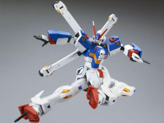 Gundam HGUC 1/144 Crossbone Gundam X3 Exclusive Model Kit