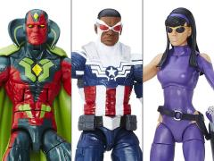 Avengers Marvel Legends Avengers Series Three-Pack