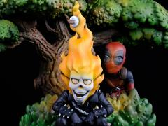 Marvel Q-Master Deadpool x Ghost Rider