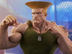 Street Fighter Guile 1/4 Mixed Media Statue