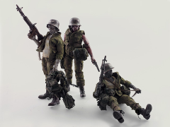 "8"" Adventure Kartel: 3Ago Figure - Dead Easy Corp Set of 3"